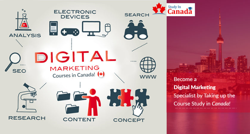Digital Marketing Programs in Canada!