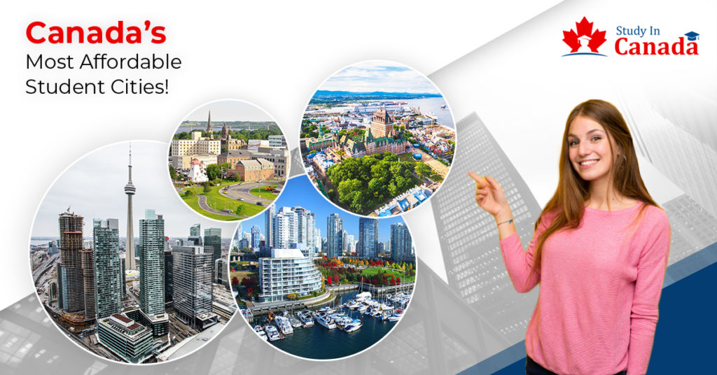 Canada's most affordable student cities!